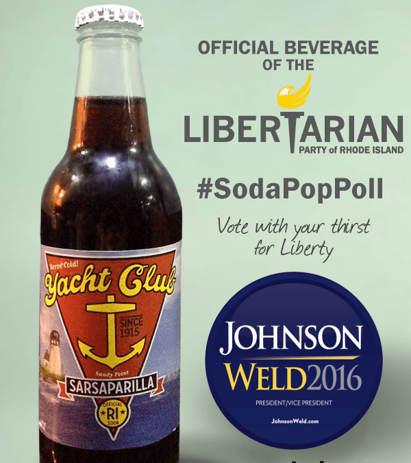 "Two Soda Campaign?  What About a Third ""Party"" Choice?"
