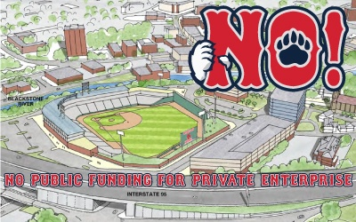 LPRI Urges City and Town Councils to Reject Public Financing of PawSox Stadium