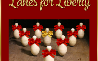 Lanes for Liberty Event to Benefit LPRI