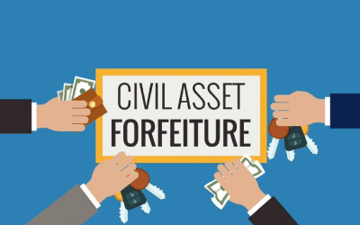 Civil Asset Forfeiture Reform Bill in the RI Senate (This Week)