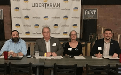 LPRI Elects Officers, Endorses Candidates at Convention